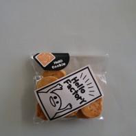 クッキー(オレンジ)40g・120円