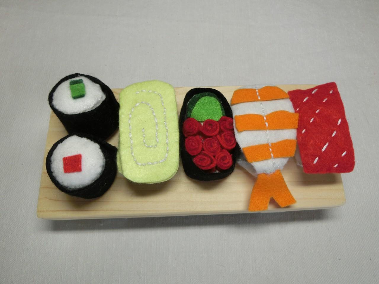 寿司台付1