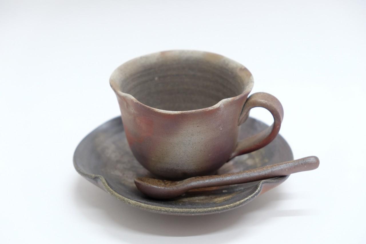 コーヒーカップ&スプーン