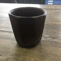 面取りカップ