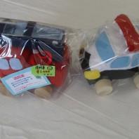 パトカー、消防車